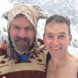 Wim Hof & John